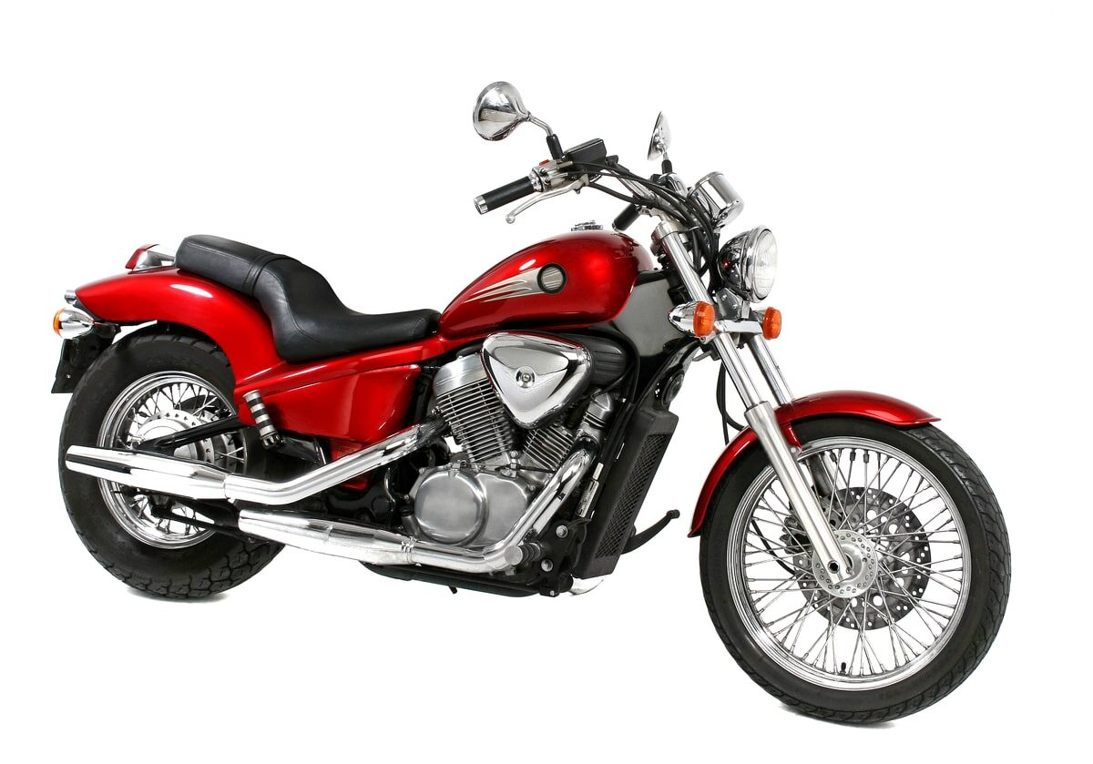 Motorcycle for Motorcylce Insurance